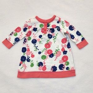 Old Navy Baby Floral Dress 3-6 mo